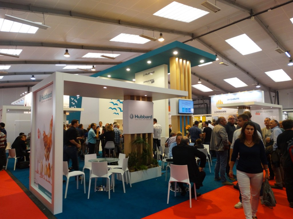 Belle fr quention du stand hubbard lors du dernier salon - Salon international du tourisme rennes ...
