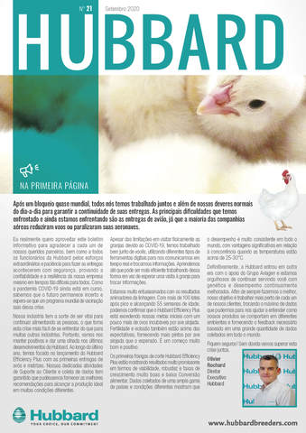 PT-BZ_Hubbard Newsletter Edition 21_Setembro 2020 (Portuguese)_Page_1
